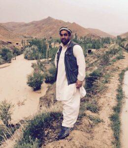 شهید محمد رفیق علم