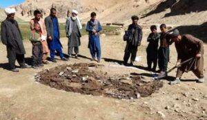آغاز کار تطبیق دو پروژهی آبرسانی به ارزش ۵ میلیون افغانی در غور
