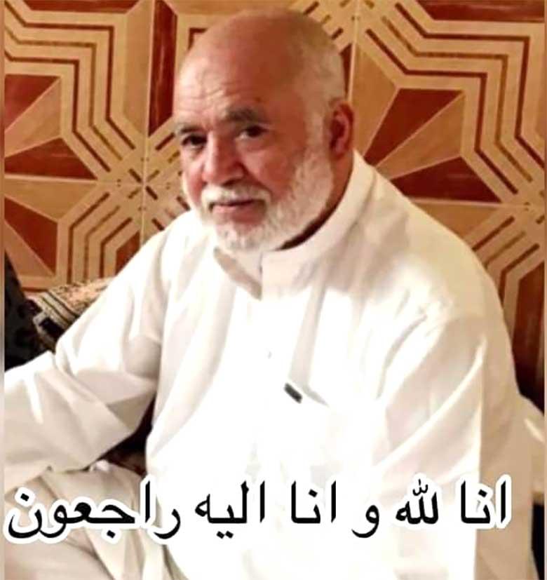 استاد عبدالحی پیرزاده